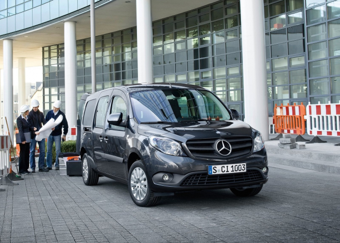 Mercedes-Benz Citan – фотография 1