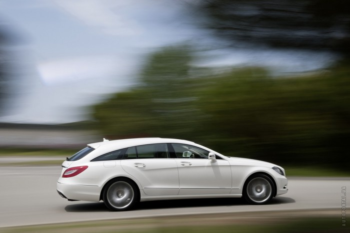 Mercedes-Benz CLS Shooting Brake 2011 – фотография 1