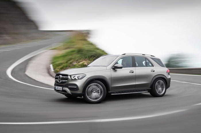 Mercedes-Benz GLE – фотография 1