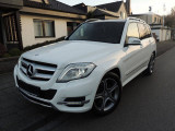 Mercedes-Benz GLK 4 MATIC SPORT                                            2012