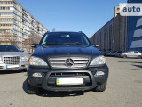 Mercedes-Benz ML-Class Special Edition                                            2004