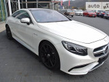 Mercedes-Benz S-Class AMG 4Matic Coupe                                             2016