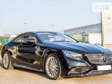 Mercedes-Benz S-Class Coupe                                            2016