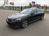 Mercedes-Benz S-Class S500 4MATIC Long                                            2014