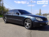 Mercedes-Benz S-Class W 220 LONG                                             1999
