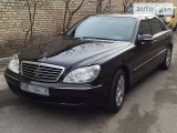 Mercedes-Benz S-Class 4Matic Long                                            2003