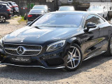 Mercedes-Benz S-Class COUPE AMG 4MATIC                                            2015