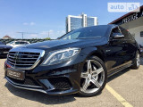 Mercedes-Benz S-Class LONG 4MATIC                                            2016