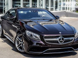 Mercedes-Benz S-Class Coupe AMG 6.3                                            2016