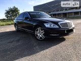 Mercedes-Benz S-Class Long                                            2008