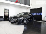 Mercedes-Benz S-Class coupe AMG 4matic                                            2016