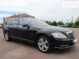 Mercedes-Benz S-Class LONG 4-MATIC                                            2012