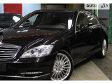 Mercedes-Benz S-Class 4matic Long AMG                                            2011