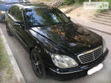 Mercedes-Benz S-Class Long President                                            2001